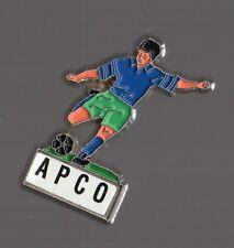 Pin's Football APCO (Ancien club de Poitiers)