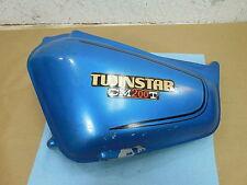1979 1978 Honda CM185 Twinstar left side Air Box Cover CM200