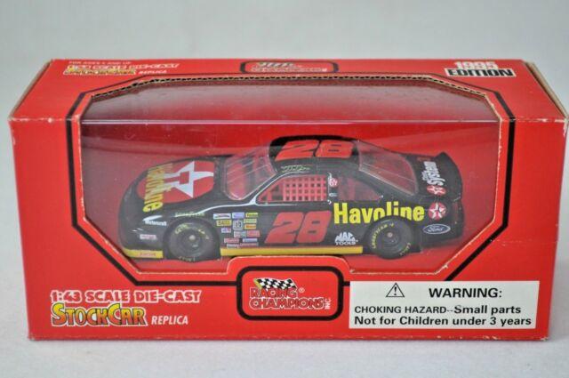 Racing Champions #28 Havoline Havoline Ford Thunderbird 1995 Edition