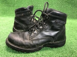 39f3509d4318 Image is loading Harley-Davidson-Mens-Black-Leather-Motorcycle-Boots-Size-