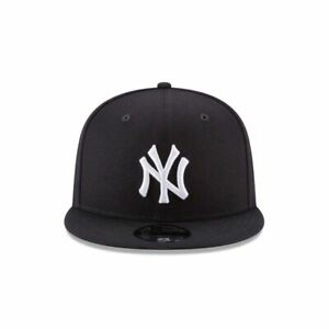 5ea1260098cc6 New Era New York Yankees Team Color Basic 9Fifty Snapback Cap Navy ...