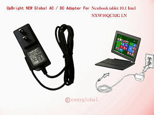 Details about 5V AC Adapter For Nextbook tablet PC 10 1 Intel NXW10QC32G LN  Power Cord Charger