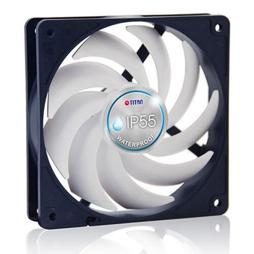 IP55 Waterproof 120mm x 25mm 12V Bearing Cooling Fan RB Titan TFD-12025H12B//KW