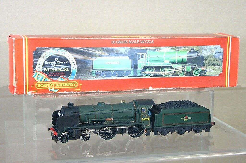 Hornby R380 Kit Built Br verde 4-4-0 Scuole Classe V Loco 30928 Stowe Nice Mw