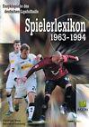 Enzyklopädie des deutschen Ligafussballs 09. Spielerlexikon 1963 bis 1994 von Reinhard Rehberg und Christian Karn (2012, Gebundene Ausgabe)