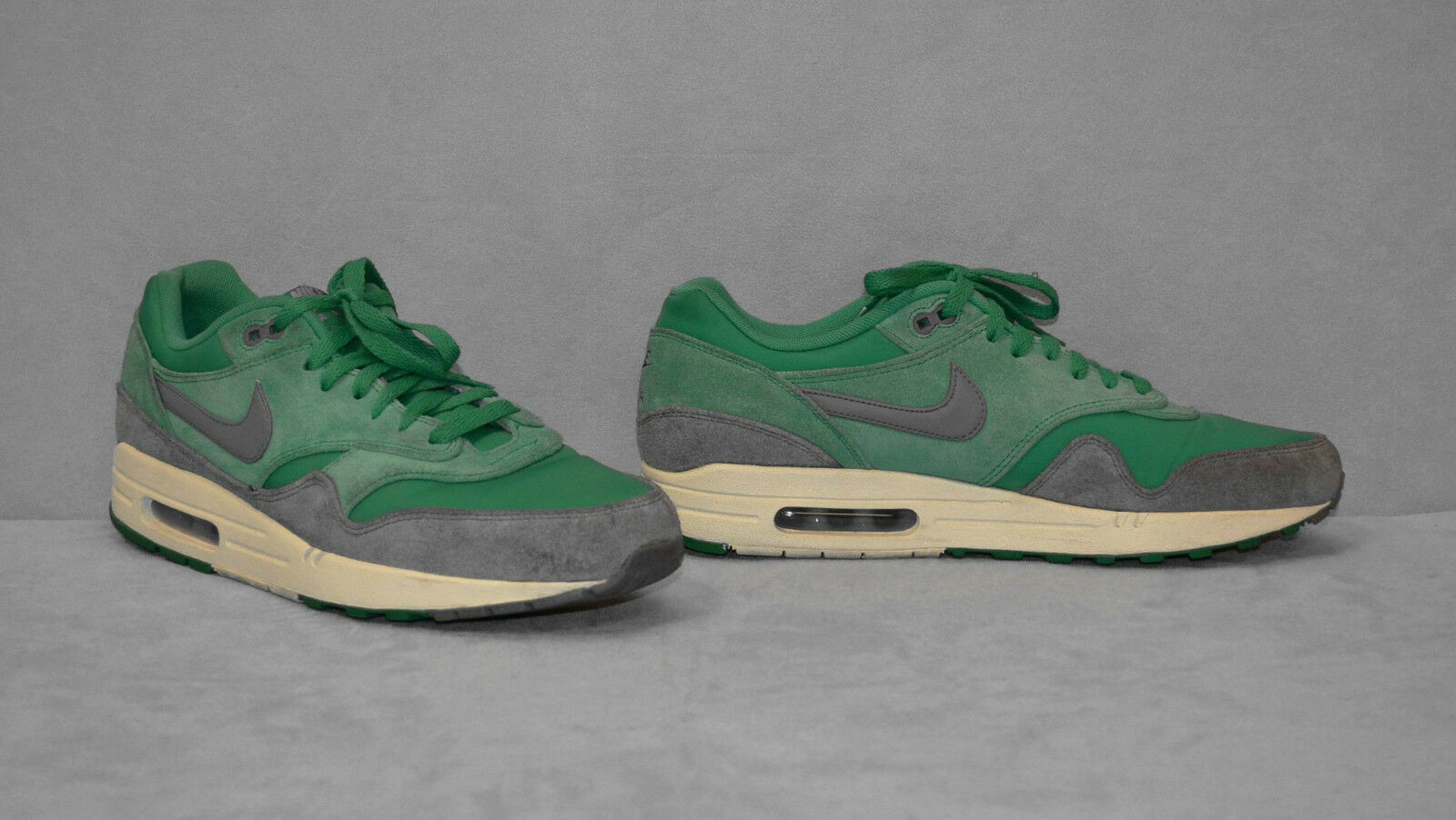 Premio nike air max a8 auth verde / grey cosa / cosa grey 512033-306 camoscio patch scarpe taglia 11 2bde2d