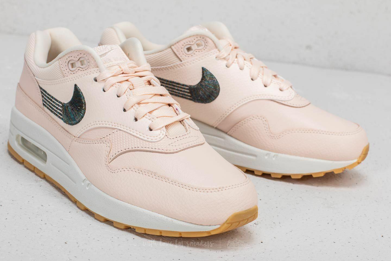 Nike AIR MAX 1 PRM Tg EU 43 Da Donna Premium Guava GHIACCIO 454746800