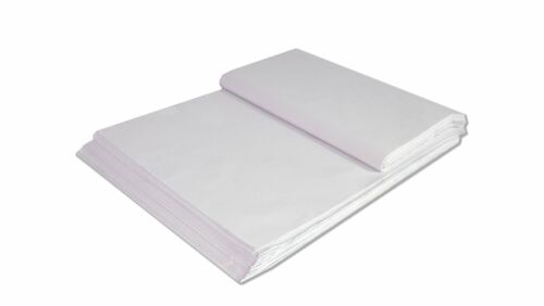 960 Total Sheets 20 x 30 WHITE TISSUE PAPER-2 Ream Pack