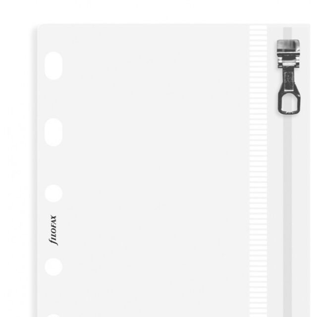 B343612 Filofax A5 Transparent Envelope