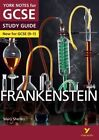 Frankenstein: York Notes for GCSE (9-1) by Alexander Fairbairn-Dixon, Emma Page (Paperback, 2015)