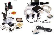 Sherline 5800a Cnc A Package Nexgen Mill Usb Cnc Controller 3 Step Motors