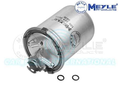 filtre en ligne avec joints Meyle Filtre à carburant joints 100 323 0013