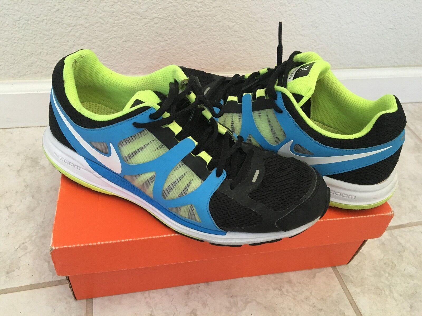 Nike zoom elite   running uomini scarpe taglia 10 con box