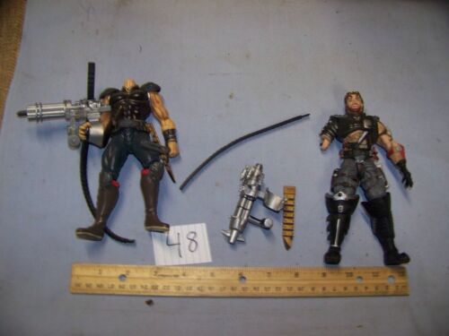 Spawn Female Girl Action Figure Todd McFarlane/'s Boxed /& Loose Large Figures