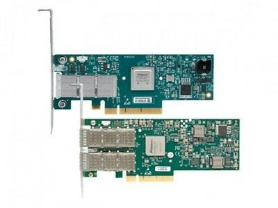 Mellanox MNPH29C-XTR ConnectX-2 EN Network Adap Dual Port 10GB PCI  2x SFP+