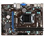 MSI H81M-E33, LGA 1150/SockeL H3, Intel (7817-040R) Motherboard