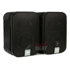 JBL Control 2P Compact Powered Conference Studio Entertainment Monitor Speakers