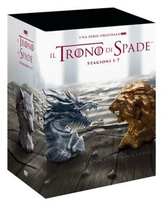 Il-Trono-Di-Spade-Stagioni-1-7-Stand-Pack-34-Dvd-HBO