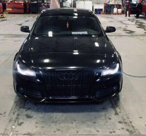 2012 Audi A4 sline