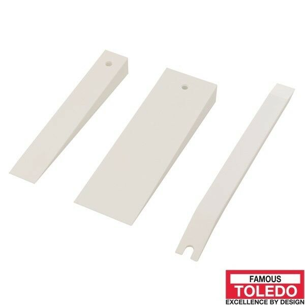 TOLEDO Panel Wedge Kit - 3 Pc 313033