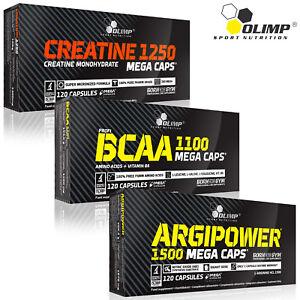 CREATINE-MONOHYDRATE-BCAA-AMINO-ACIDS-ARGIPOWER-L-Arginine-Anabolc-Combo