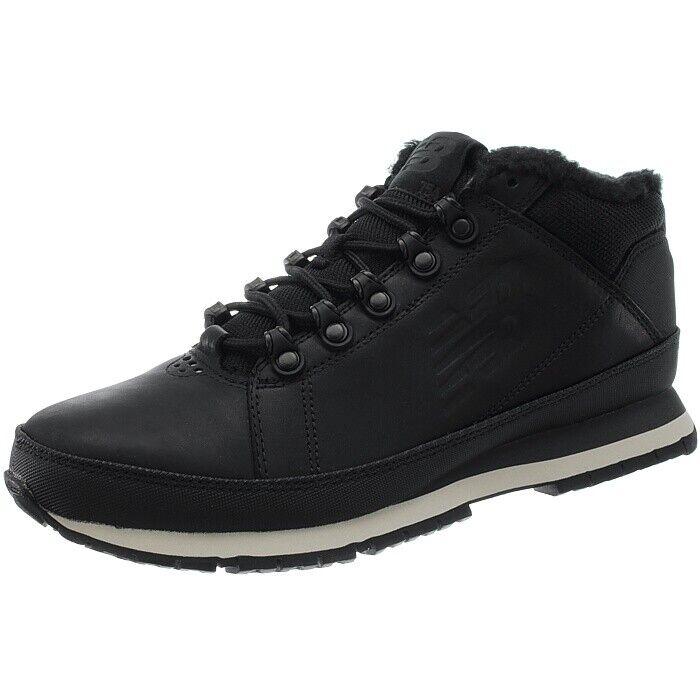 NEW NEW NEW Balance 754vl nero in pelle uomo inverno scarpe da ginnastica stivali scarpe per il tempo libero nuovo e80fc6