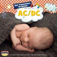 DAS TRAUMSTERN-ORCHESTER - SPIELT HITS VON AC/DC  CD NEU