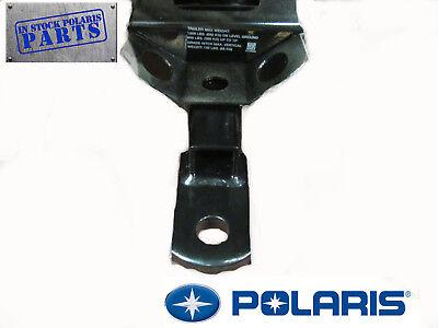 "Pure Polaris Receiver Hitch drawbar 1/"" drop Sportsman 400 500 800 850 550 XP HO"