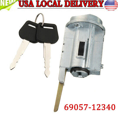 NEW Ignition Lock Cylinder Tumbler For 98-00 Toyota Corolla Geo Prizm 6905712340