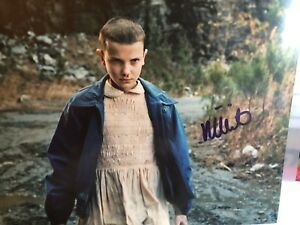 Millie-Bobby-Brown-Actress-Stranger-Things-Signed-8-X-10