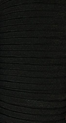 """Knitted Elastic size 1//4/"""" for waistbands sleeves underwear skirt"""