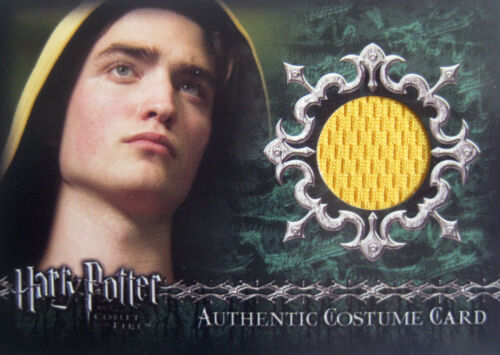 Twilight Harry Potter Cedric Diggory Costume Card Goblet of Fire ~ C8 ~ ~ New
