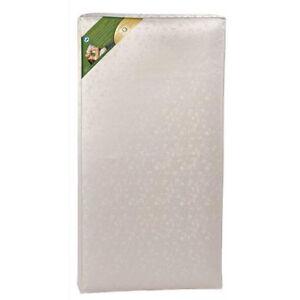 Kolcraft Sealy Soybean Plush Foam Core Crib Mattress EM711