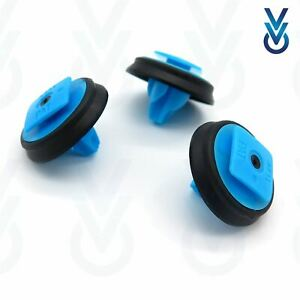 10x-VVO-Jeep-Rear-Wheel-Arch-Flares-amp-Moulding-Trim-Clips-735537083