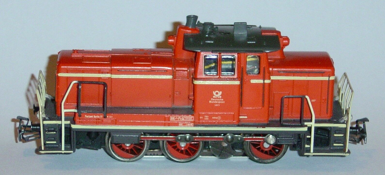 Marklin ho, locomotive excellent ref 2690 with engine new 5 pole, digitized