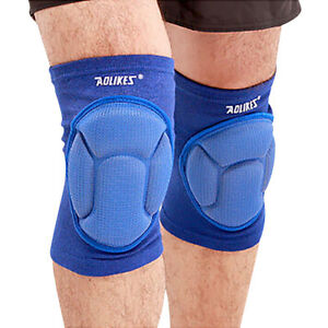 Professional Pair GEL Knee Pads Construction Comfort Leg Protectors Work Safety