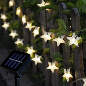 Solar-String-Lights-Star-Fairy-Waterproof-Starry-Lamp-Outdoor-Party-Stage-Decor