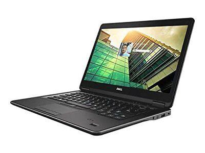 """Dell Latitude E7440 14/"""" i5 4300U 1.9Ghz 8GB 256GB mSata SSD HDMI Windows 10 BWS"""