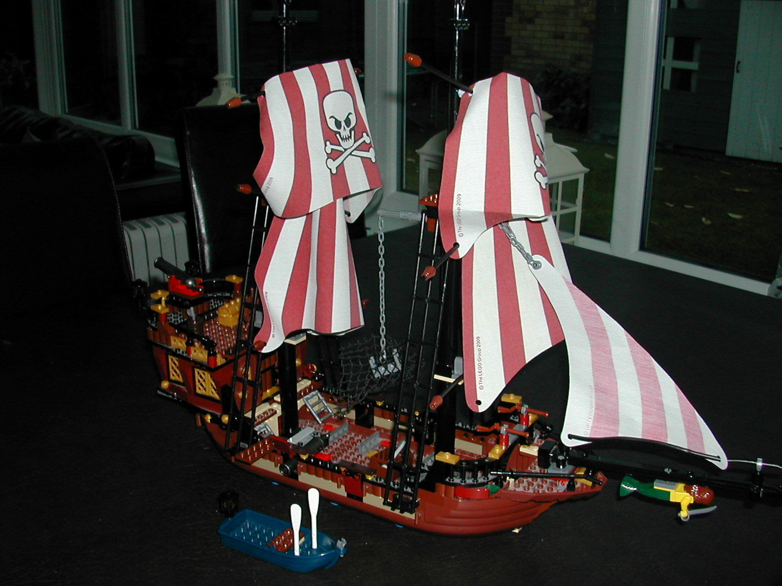 Lego Pirates 6243 with Original Instructions