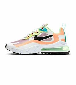 Fonética alcanzar Instituto  Nike Air Max 270 Zapatos Deportivos reaccionar se para mujer ropa deportiva  CJ0620 600 Multi Color | eBay
