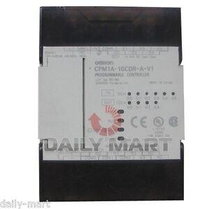 Omron CPM1A-10CDR-A-<wbr/>V1 Programmable Controller Original New in Box NIB Free Ship