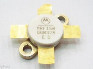 2pcs-Motorola-MRF150-RF-Power-Amplifier-Transistor-150-Watt-50-VDC-FET-150-MHz