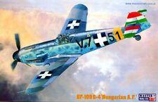 MESSERSCHMITT Bf 109 G-4 (HUNGARIAN, ROMANIAN & SLOVAK AF) 1/72 MISTERCRAFT
