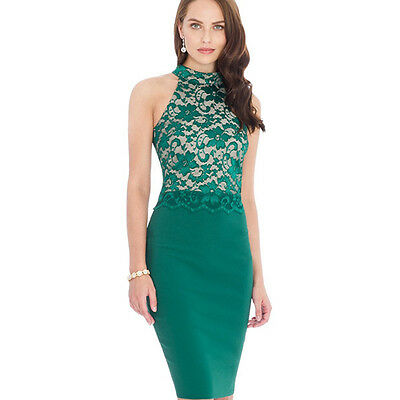 Womens Ladies Fashion Formal Party Pencil Business Cocktail Bodycon Sexy Dress