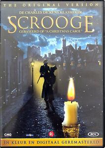 DVD-Scrooge