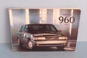 97 1997 volvo 960 owners manual ebay rh ebay ie Volvo Diesel Engines Diagrams 1997 Volvo Owners Manual
