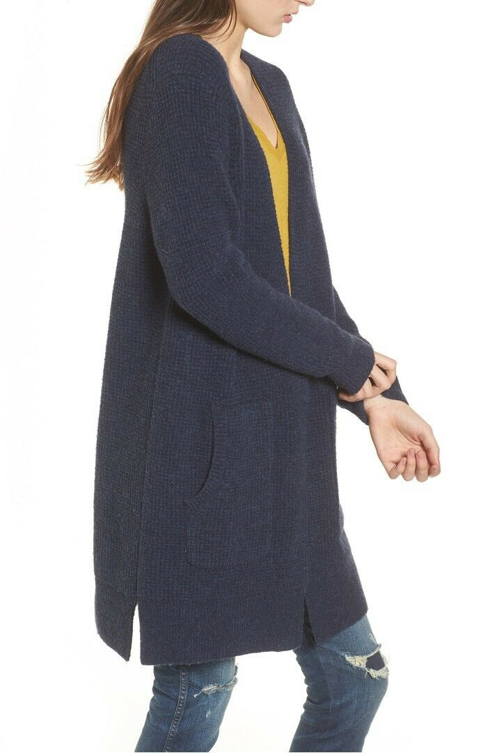 Madewell Neuf avec étiquettes wafflestitch Cardigan Sweater, H0780, S