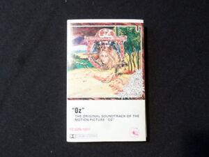 Oz-A-Rock-039-N-039-Roll-Road-Movie-Film-Soundtrack-Cassette-tape-1976-Australia