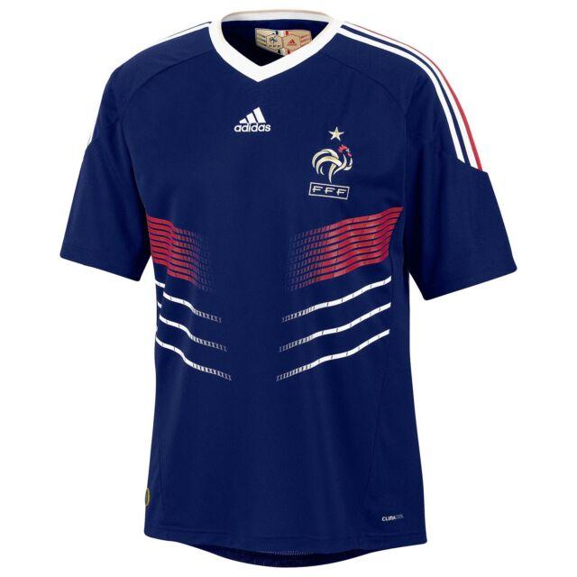 da9109433 nwt~Adidas FRANCE TEAM Soccer Football CLASSIC WORLD CUP shirt Jersey~Mens  Sz XL