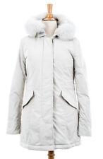 Woolrich John Rich & Bros. Women's Luxury Arctic Parka Fox White Size XS WW2132